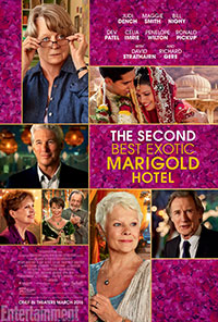 The Second Best Exotic Marigold Hotel preview