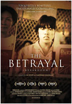 The Betrayal movie poster