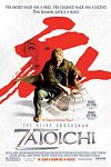 The Blind Swordsman: Zatoichi movie poster