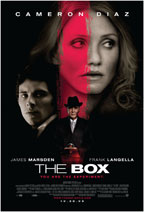 The Box  movie poster