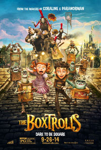 The Boxtrolls preview