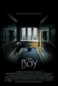 The Boy preview