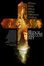 The Bridge of San Luis Rey movie poster