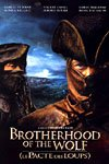 The Brotherhood of the Wolf movie poster