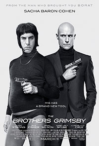 The Brothers Grimsby preview