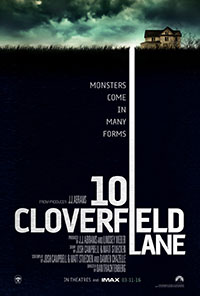 10 Cloverfield Lane movie poster
