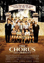 The Chorus movie poster