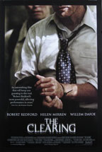 The Clearing movie poster