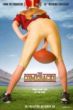 The Comebacks movie poster