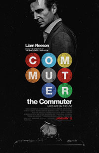 The Commuter preview