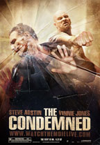 The Condemned movie poster