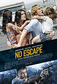 No Escape preview