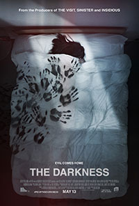 The Darkness movie poster