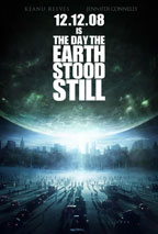 The Day the Earth Stood Still movie poster