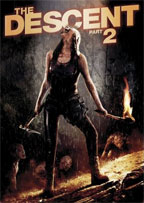 The Descent: Part 2 movie poster