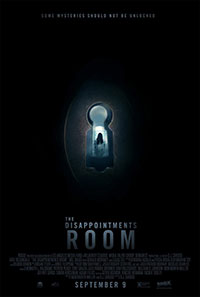 The Disappointments Room movie poster