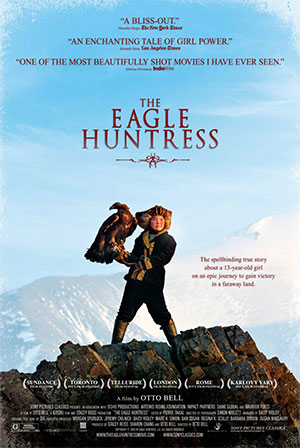 The Eagle Huntress preview