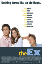 The Ex movie poster