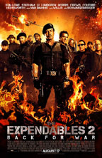 The Expendables 2 preview