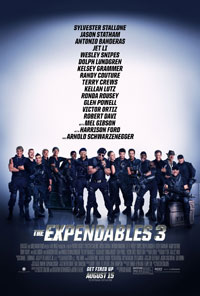 The Expendables 3 preview