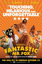 The Fantastic Mr. Fox preview