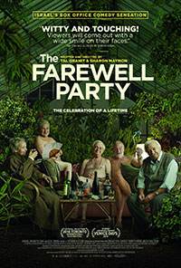 The Farewell Party movie poster