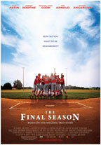 The Final Season movie poster