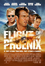 The Flight of the Phoenix movie poster