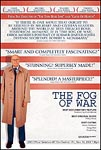 The Fog of War movie poster