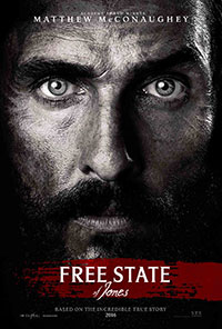The Free State of Jones movie poster