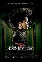 The Girl Who Kicked the Hornets' Nest movie poster