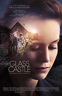 The Glass Castle movie poster