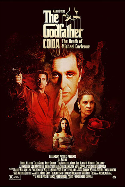 The Godfather Coda: The Death of Michael Corleone preview