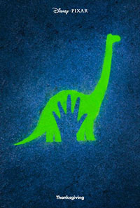 The Good Dinosaur movie poster