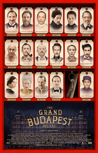 The Grand Budapest Hotel preview