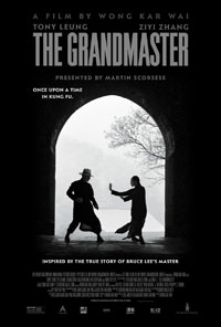 The Grandmaster movie poster