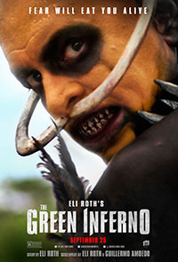 The Green Inferno preview