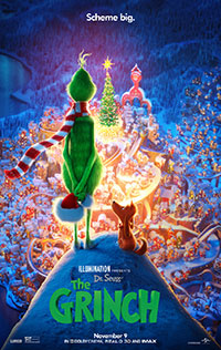 The Grinch preview
