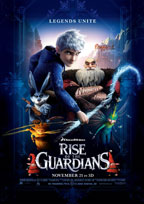 Rise of the Guardians preview