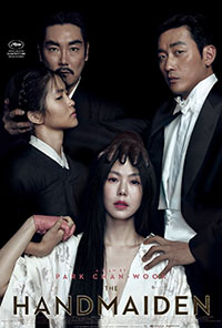 The Handmaiden preview
