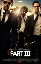 The Hangover Part 3 movie poster