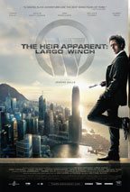 The Heir Apparent: Largo Winch movie poster