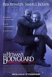 The Hitman's Bodyguard preview