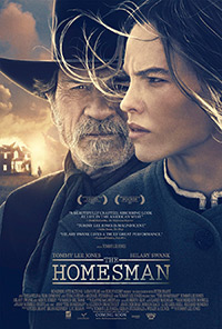 The Homesman preview