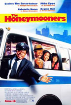 The Honeymooners movie poster