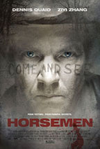 The Horsemen movie poster
