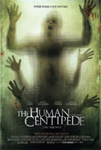 The Human Centipede preview