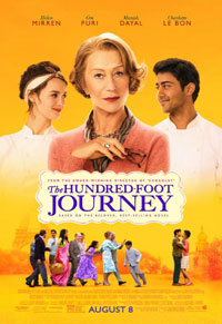 The Hundred-Foot Journey preview