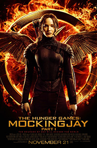 The Hunger Games: Mockingjay Part 1 preview
