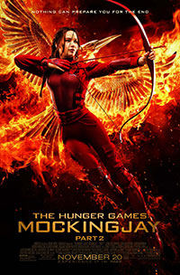 The Hunger Games: Mockingjay Part 2 preview